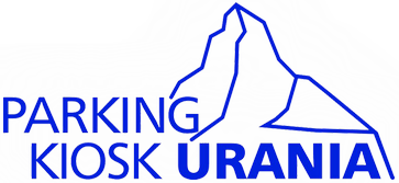 Parking-Urania Zermatt Logo